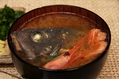 お魚な夕食