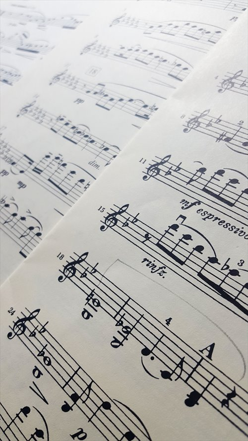 Vol.216楽譜