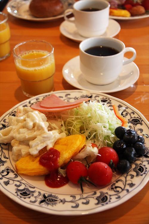 ゾンタックの朝食
