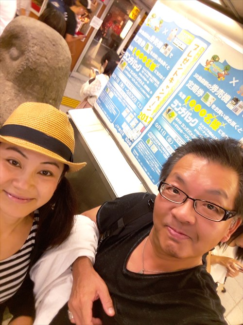 Rindaさんとランチ