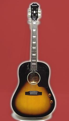 ギター J-160