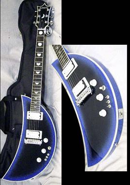 kawaiエレキギター