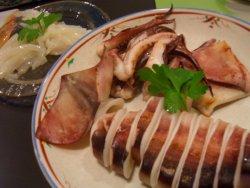 Squid - Sashimi&Broiled