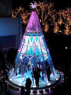 Christmas Tree @ Tokyo Mid Town