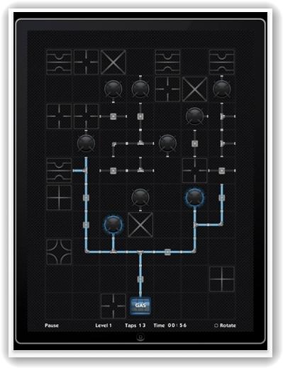 Gas Tycoon 2 HD ゲーム画面
