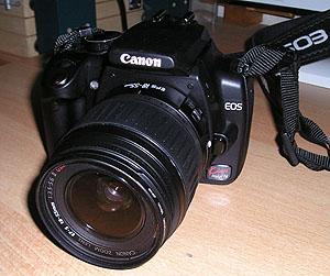 Canon EOS kissDN