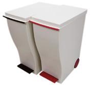 kcudゴミ箱2個