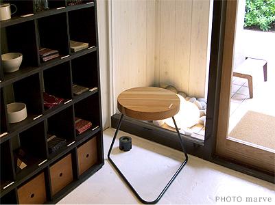 こいずみ道具店 TETSUBOサイドテーブル