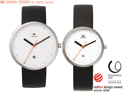 DANISH DESIGN腕時計