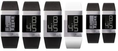 DANISH DESIGNデジタル腕時計
