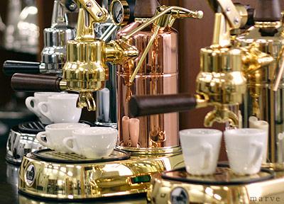 パボーニ 銅&真鍮 ゴールド