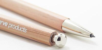 太芯木軸シャーペン