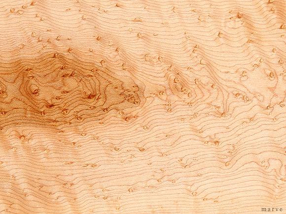 バーズアイメイプル木目