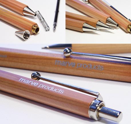 ウッドペン ボールペン
