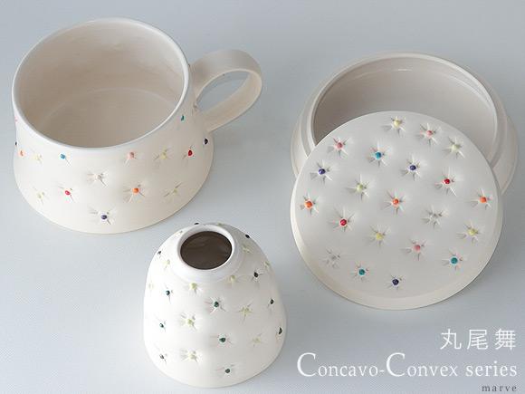 丸尾舞Concavo-convex