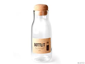 BOTTLIT ガラスキャニスター 600ml
