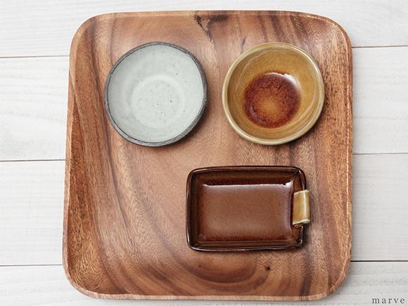 柴田サヤカさん豆皿