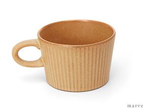 prato プラート ティーカップ カーキオリーブ