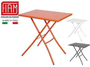 FIAM(フィアム)  Sirio/シリオ50×70テーブル