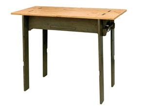 WORK TABLEワークテーブル(ダークグレー)