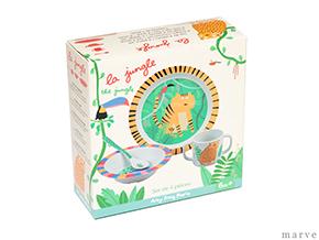 Petit Jour Paris トドラー テーブルウェア4点ギフトセット