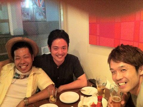 オトコ友達の会