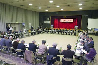 十津川郷観光大使委嘱式交付式