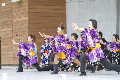 奥熊野舞連隊