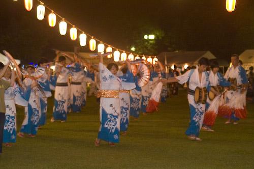 十津川大踊り
