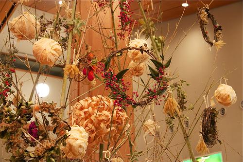 竹クリスマスツリー4