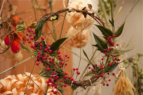 竹クリスマスツリー5