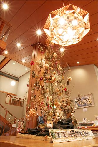 竹クリスマスツリー6