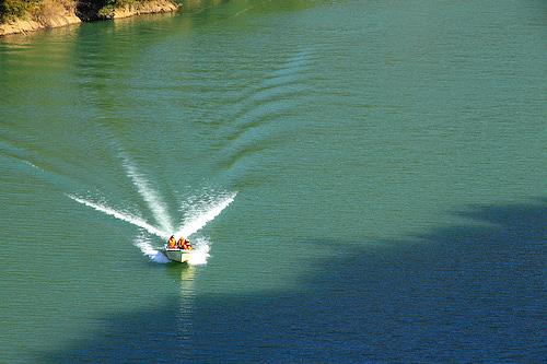 ボート遊覧5