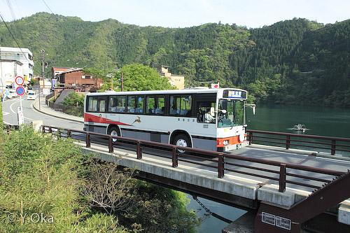 奈良交通八木新宮線
