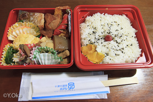 ホテル昴お弁当