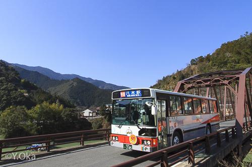日本一長い路線バス