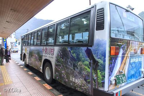 奈良交通ラッピングバス