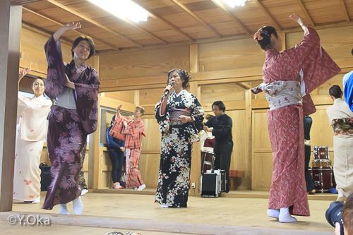 元OSK日本歌劇団と三倉永楓さん