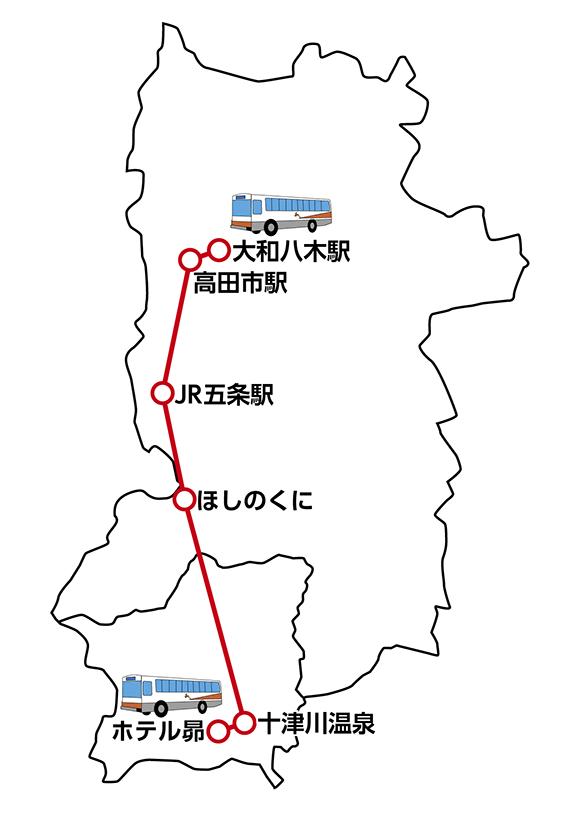 十津川温泉バス代無料キャンペーン