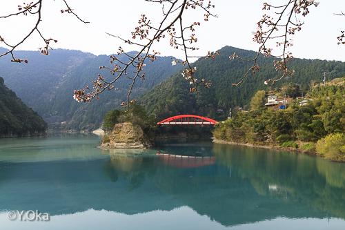 十津川温泉柳本橋