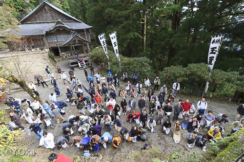 玉置神社例大祭