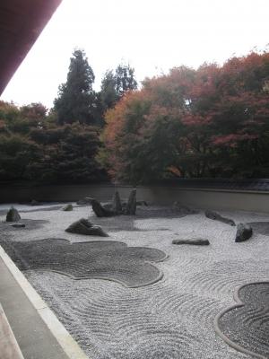 龍吟庵・龍の庭