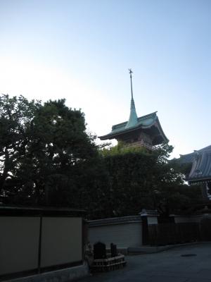 大雲寺・祇園閣