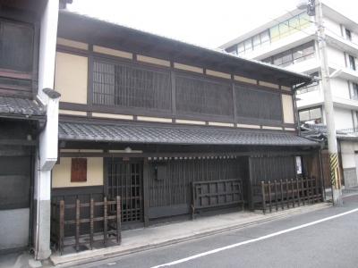 京都生活工芸館・無名舎 外観