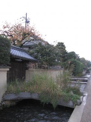 上賀茂・社家の町並み