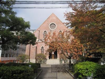 同志社大学礼拝堂