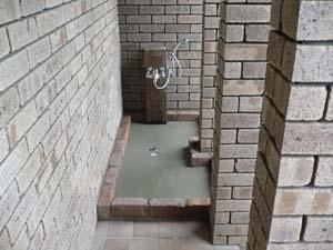犬シャワー01