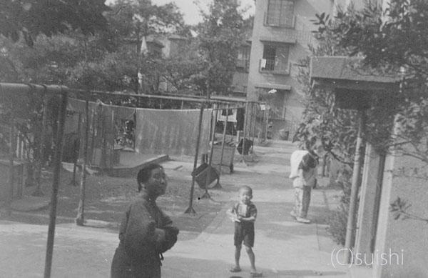 1943年:同潤会上野下アパートの...