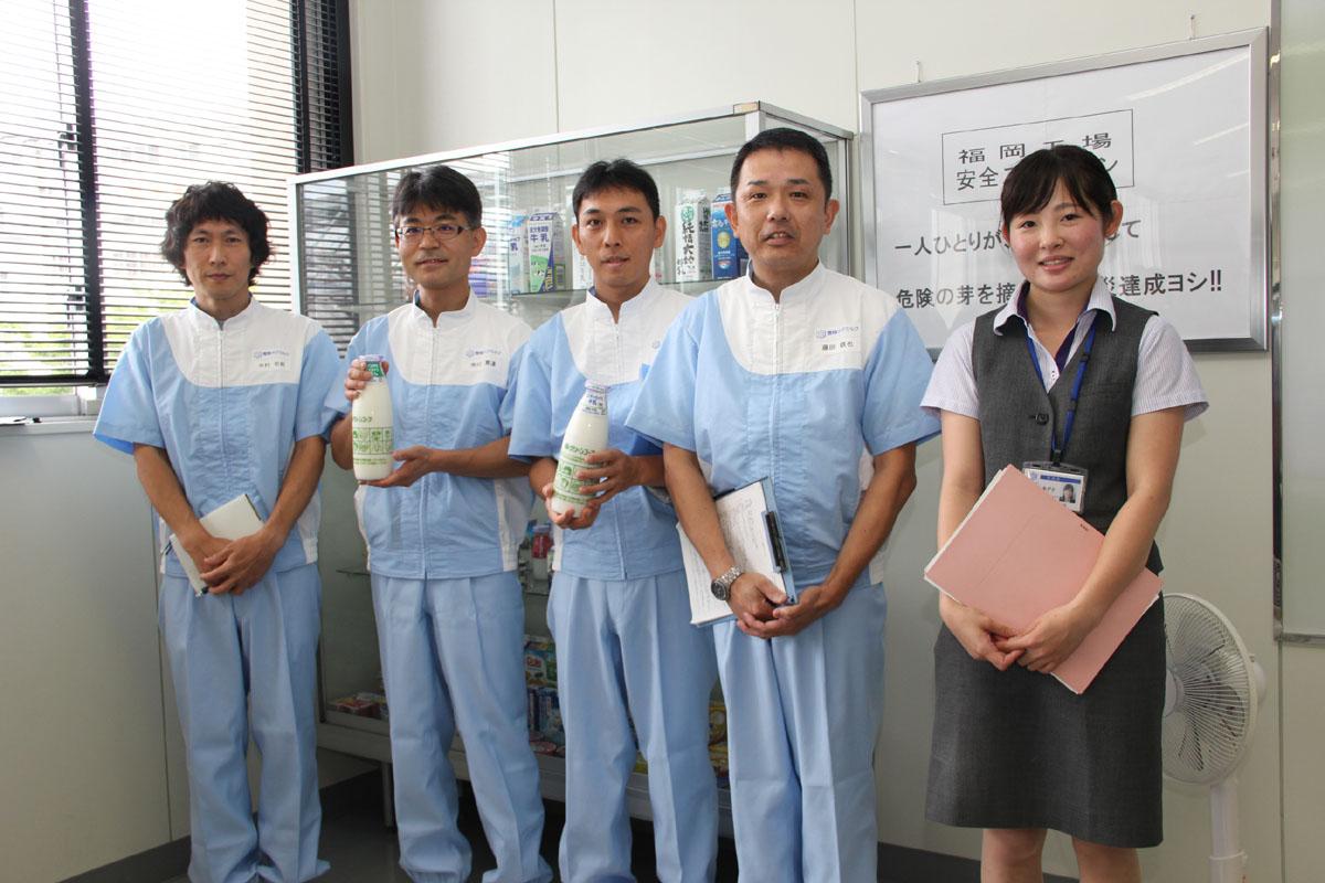 工場関係者