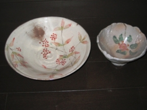 川越『等『陶舗やまわ』の和食器